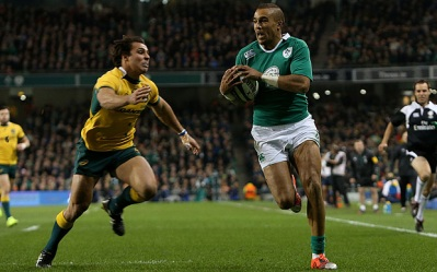 After a promising Autumn, where does the enigmatic Simon Zebo stand in Joe Schmidt's eyes? He has worked on his defence and his workrate has improved, but does he fit the Schmidt mould?