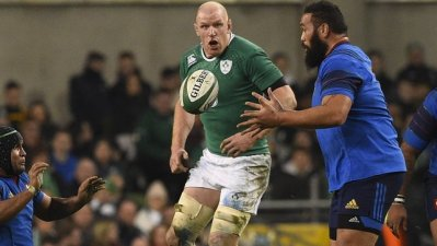 Paul O'Connell will be crucial to Ireland's World Cup hopes. The Ankle Tap is dreaming of a World Cup win with Paulie to head off into the sunset, William Webb Ellis in hand.